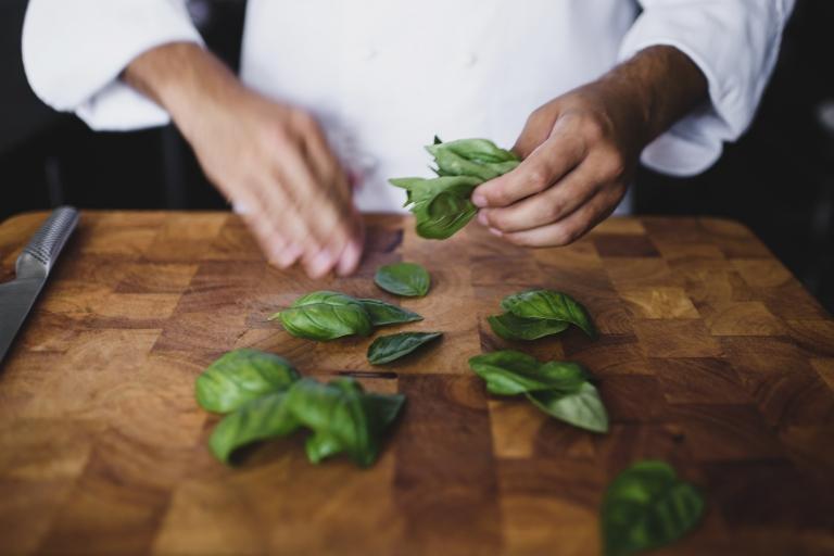 London food photography